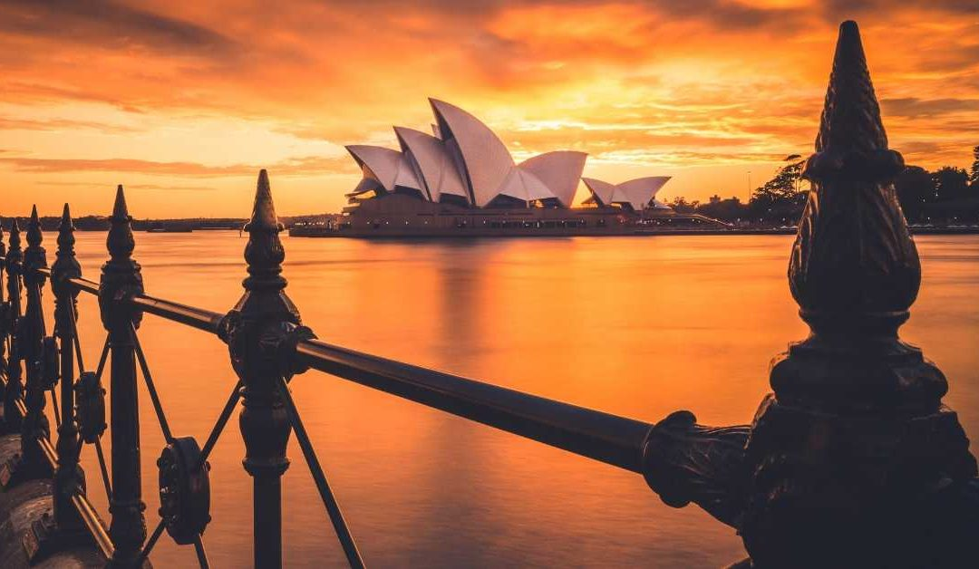 Top Destination for Millionaires is AUSTRALIA