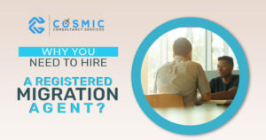 Reason to Registered Migration Agent